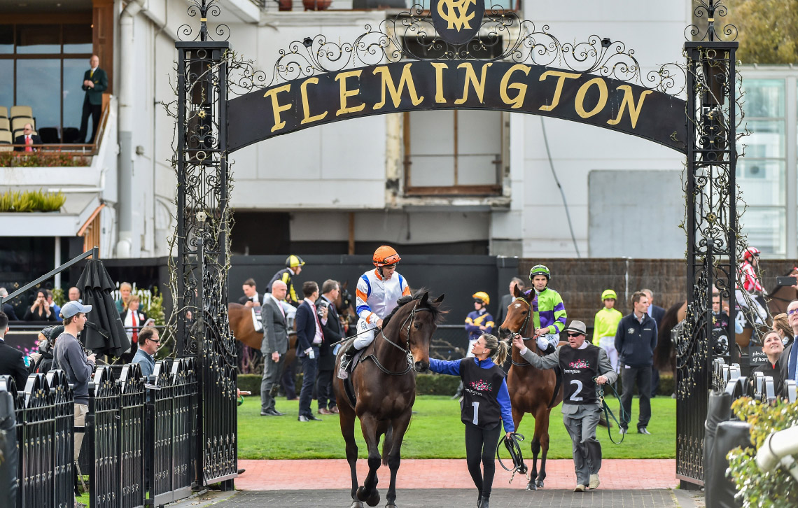 FLEMINGTON RACECOURSE